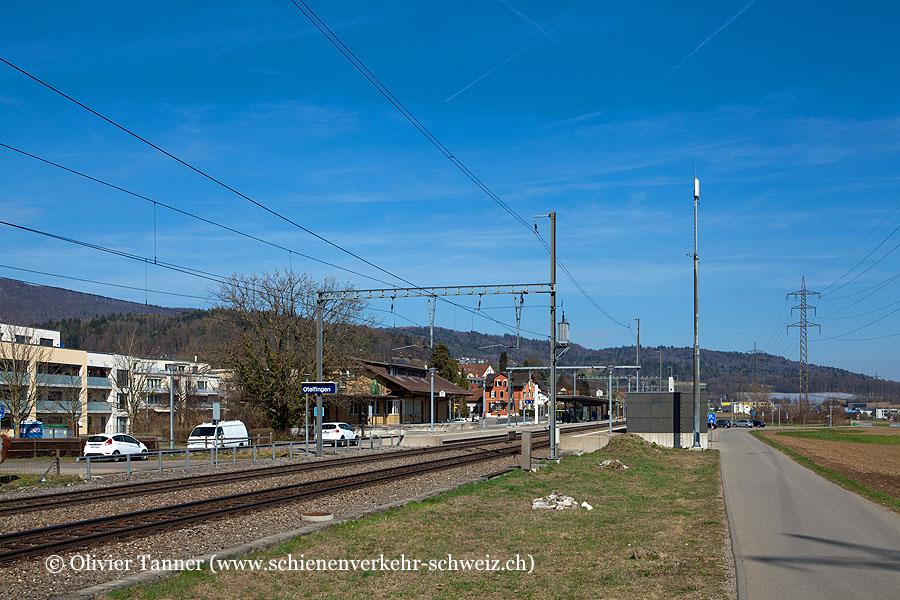 "Bahnhof ""Otelfingen"""
