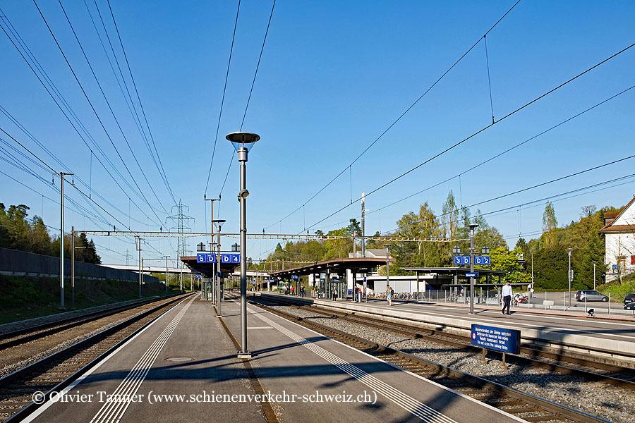 """Bahnhof """"Othmarsingen"""""""
