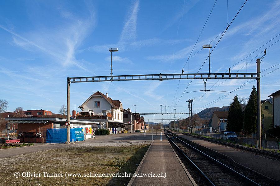 """Bahnhof """"Pfungen"""""""