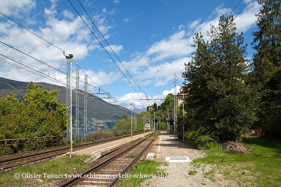 """Bahnhof """"Pino-Tronzano"""""""