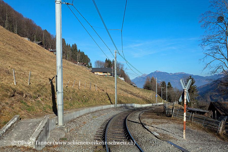 """Bahnhof """"Pont de Fayot"""""""