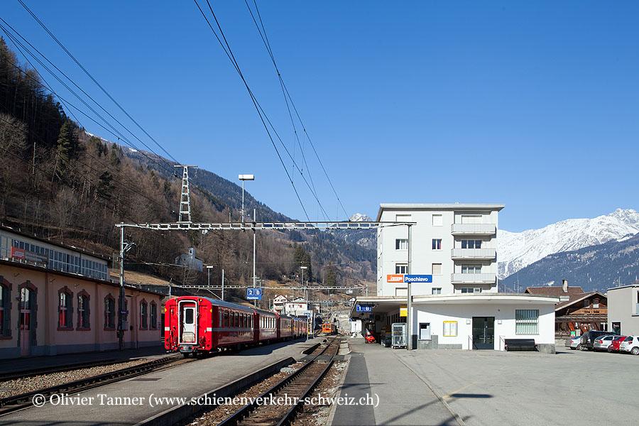 "Bahnhof ""Poschiavo"""
