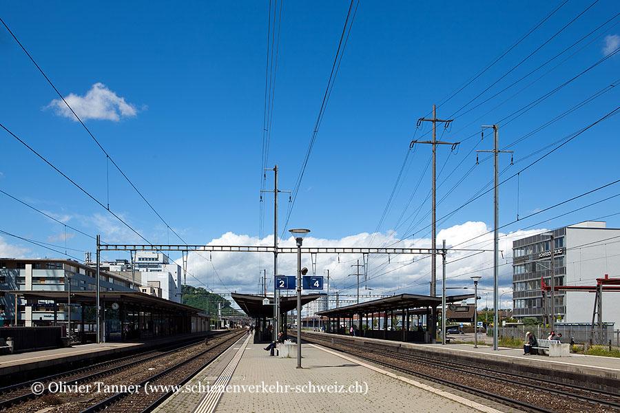 """Bahnhof """"Pratteln"""""""