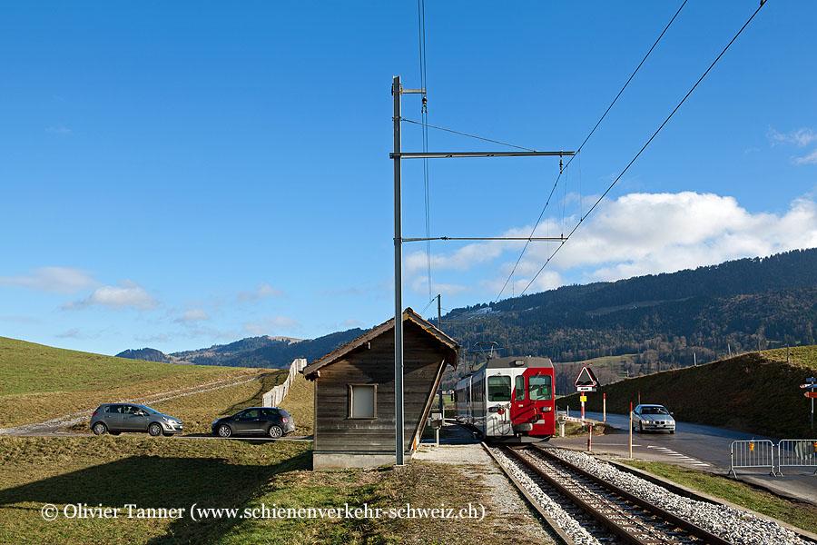 """Bahnhof """"Prayoud"""""""