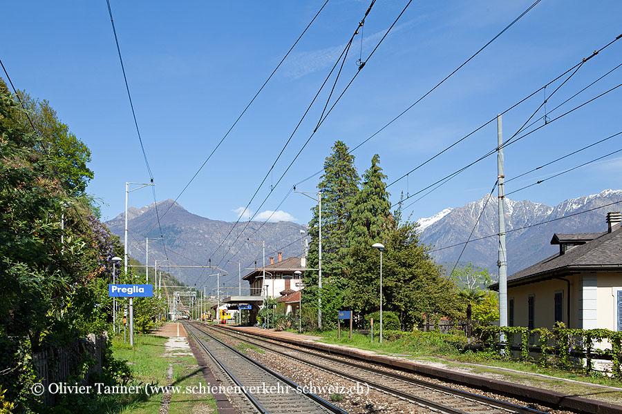 "Bahnhof ""Preglia"""