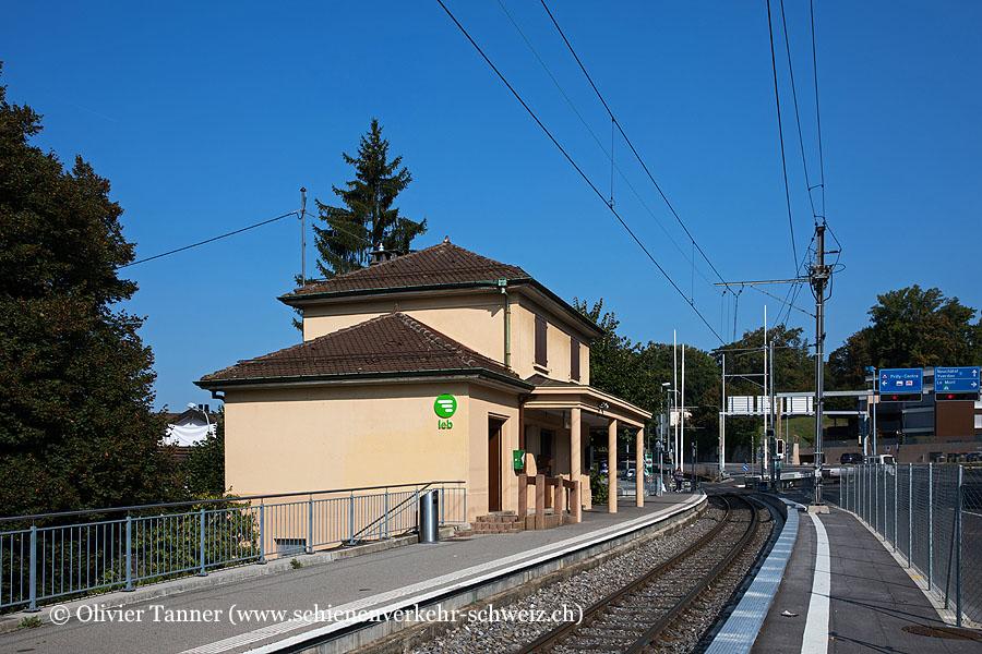 "Bahnhof ""Prilly-Chasseur"""