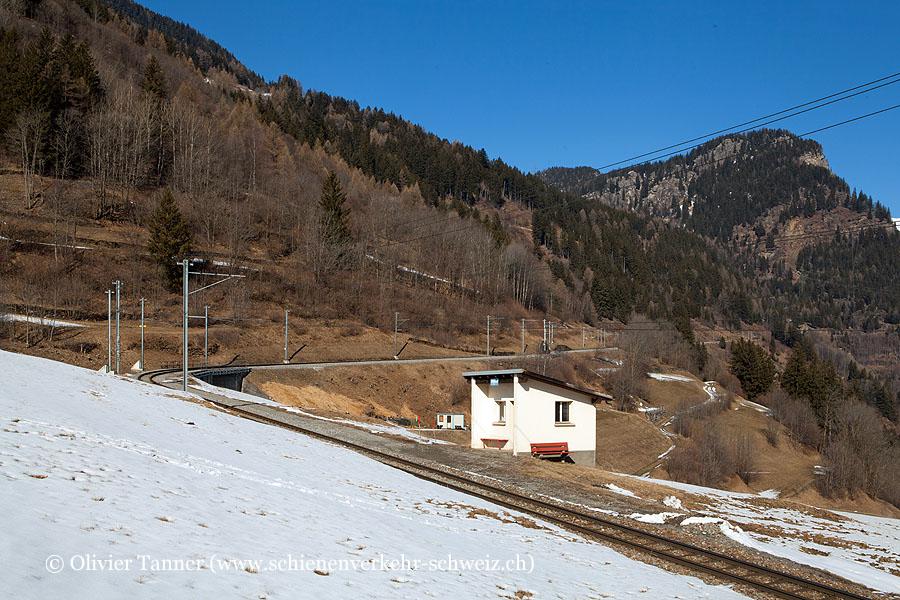 "Bahnhof ""Privilasco"""