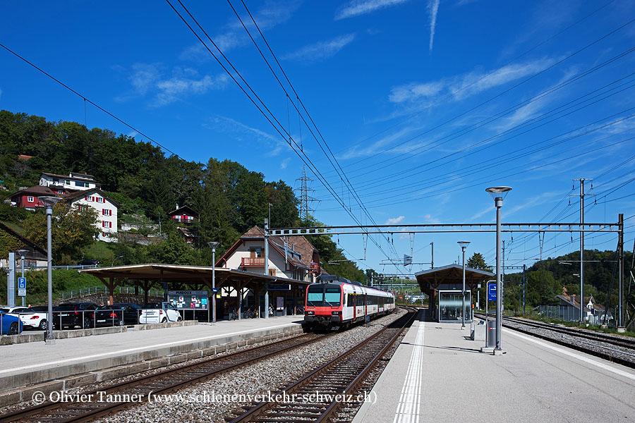 """Bahnhof """"Puidoux-Chexbres"""""""