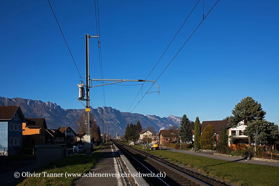 "Bahnhof ""Räfis-Burgerau"""