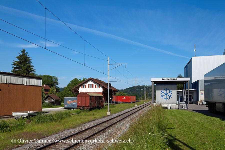 "Bahnhof ""Rümikon-Mellikon"""