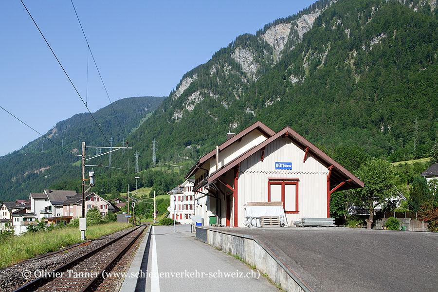"Bahnhof ""Rüti GL"""