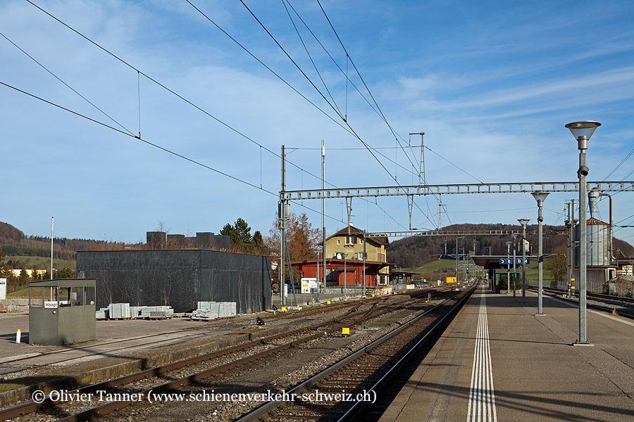 "Bahnhof ""Rafz"""