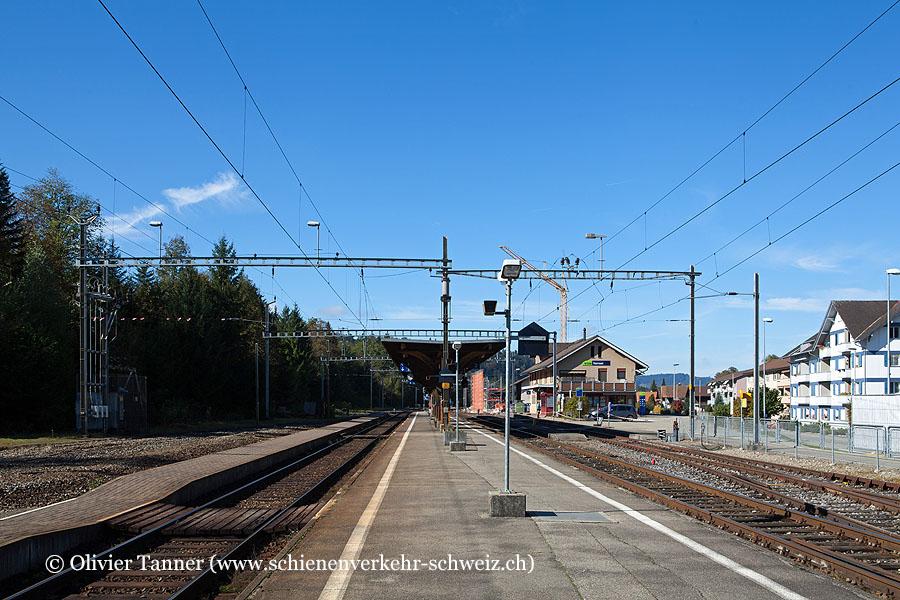 """Bahnhof """"Ramsei"""""""