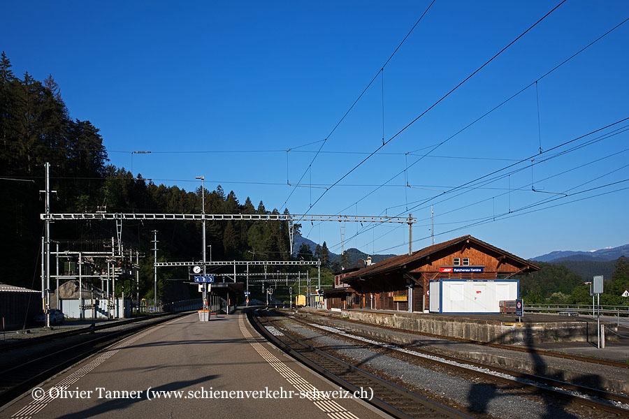 "Bahnhof ""Reichenau-Tamins"""
