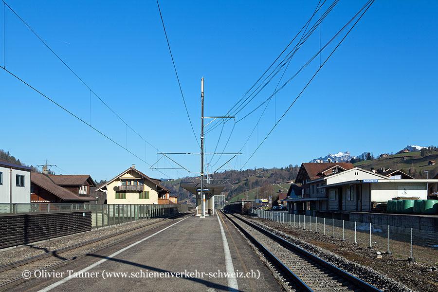 """Bahnhof """"Reichenbach im Kandertal"""""""