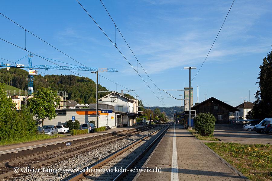 "Bahnhof ""Reiden"""
