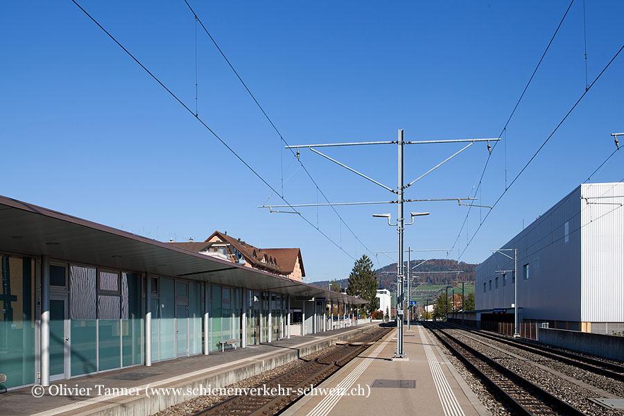 """Bahnhof """"Reinach AG"""""""