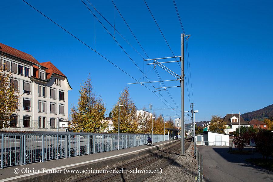 "Bahnhof ""Reinach AG Mitte"""