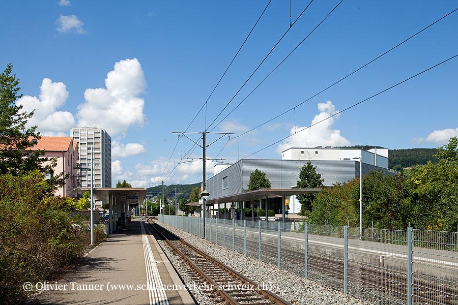 "Bahnhof ""Reinach AG Nord"""
