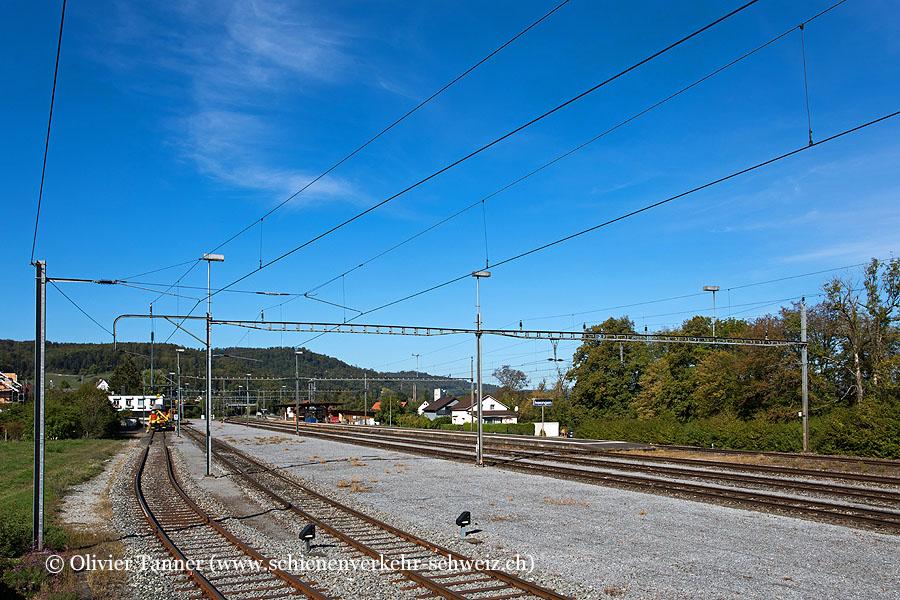 """Bahnhof """"Rekingen AG"""""""