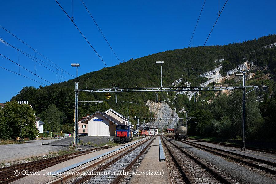 "Bahnhof ""Reuchenette-Péry"""