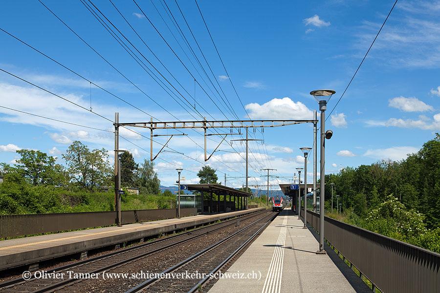 "Bahnhof ""Rheinfelden Augarten"""