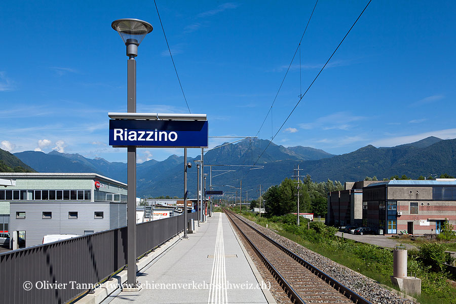 "Bahnhof ""Riazzino"""
