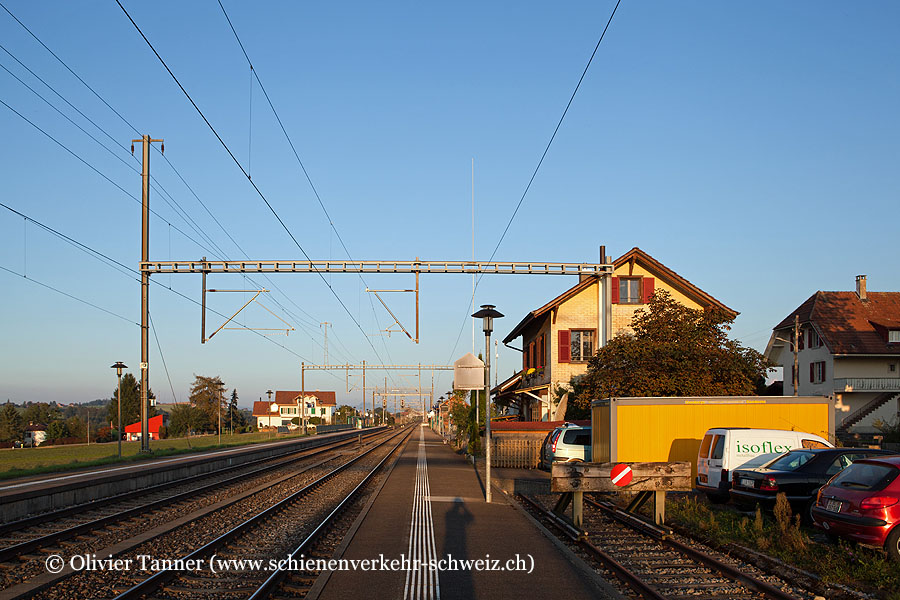 """Bahnhof """"Riedbach"""""""