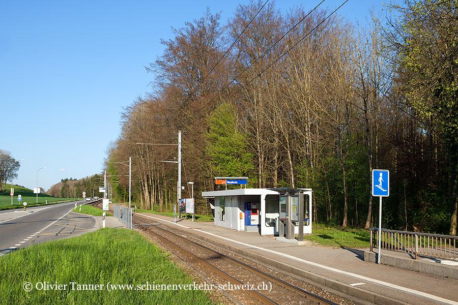 """Bahnhof """"Riedholz"""""""