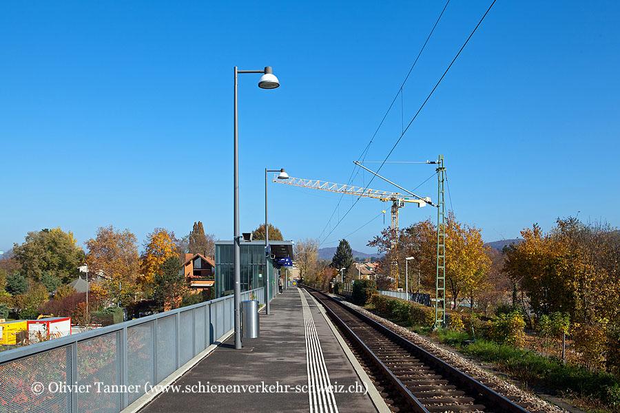 "Bahnhof ""Riehen Niederholz"""