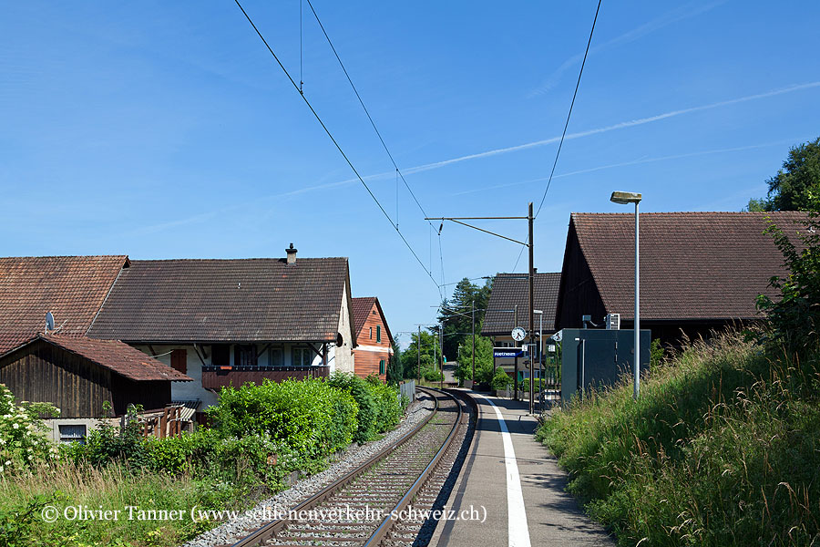 """Bahnhof """"Rietheim"""""""