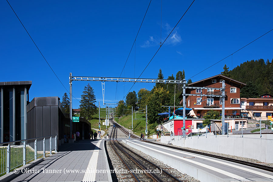 "Bahnhof ""Rigi Kaltbad-First"""
