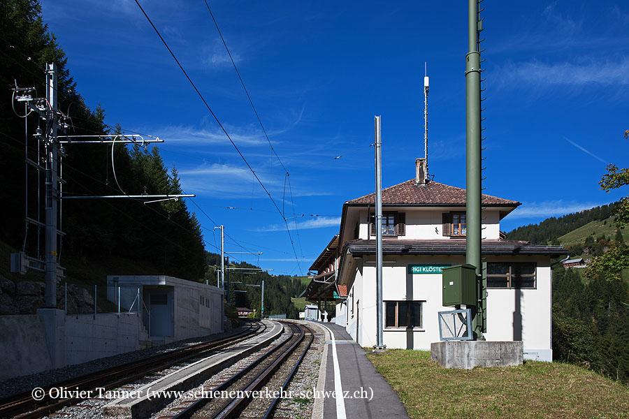 "Bahnhof ""Rigi Klösterli"""
