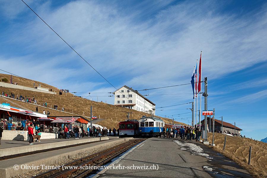 "Bahnhof ""Rigi Kulm"""