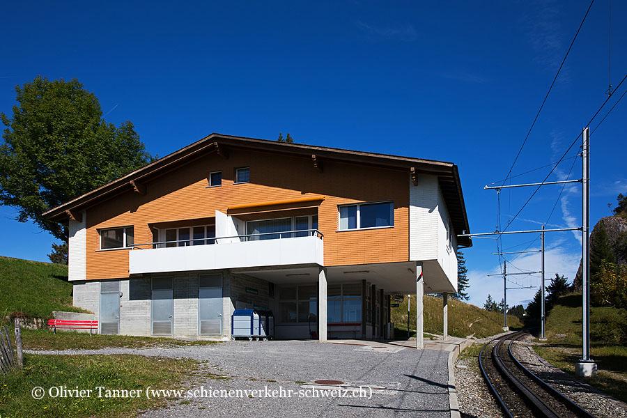 "Bahnhof ""Rigi Staffelhöhe"""