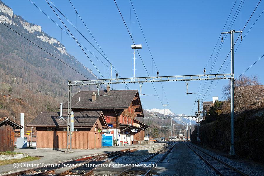 """Bahnhof """"Ringgenberg"""""""