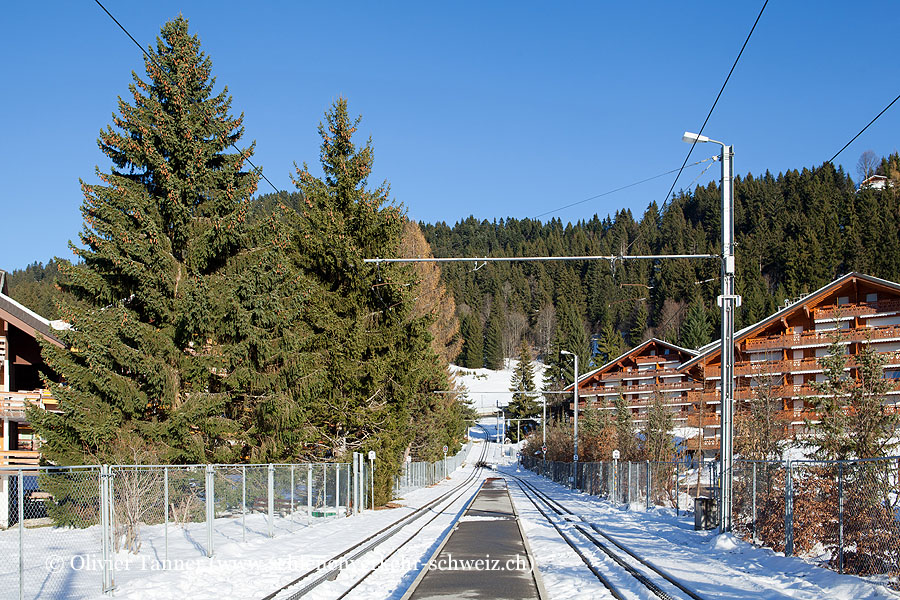 """Bahnhof """"Roches Grises"""""""