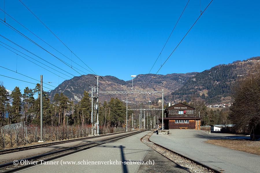 "Bahnhof ""Rodels-Realta"""