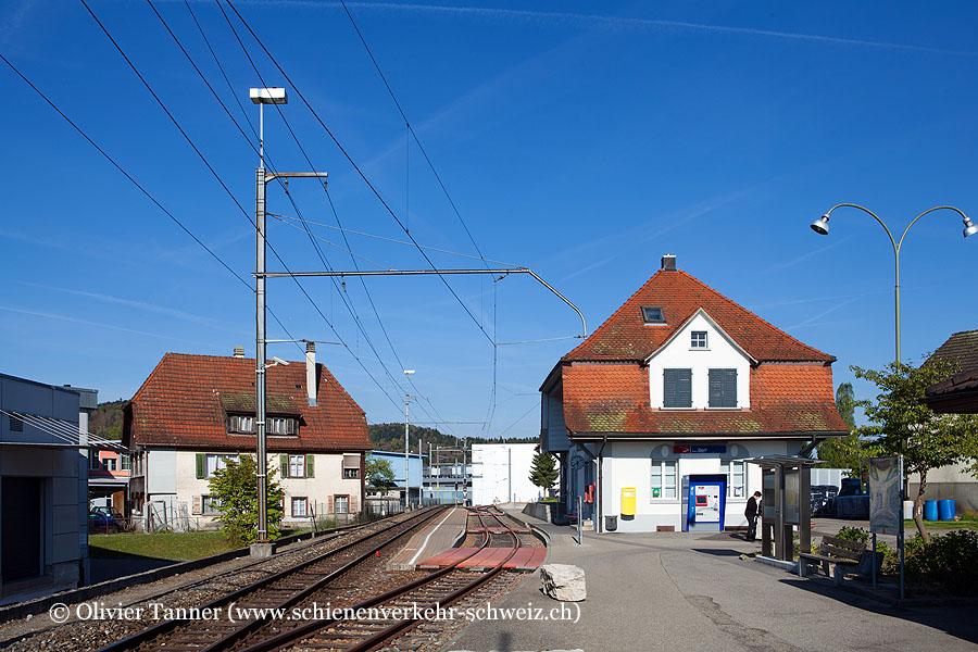 "Bahnhof ""Roggwil Dorf"""