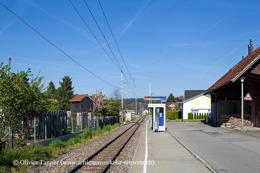 """Bahnhof """"Roggwil Schmitten"""""""