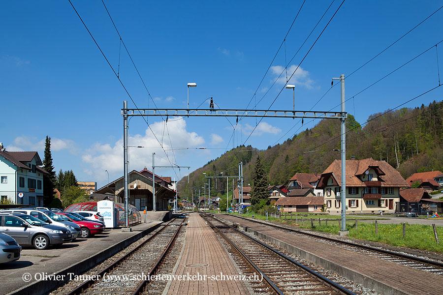 """Bahnhof """"Rohrbach"""""""
