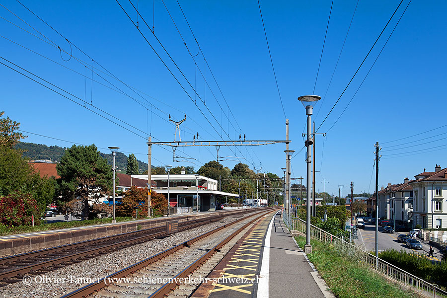 "Bahnhof ""Rolle"""
