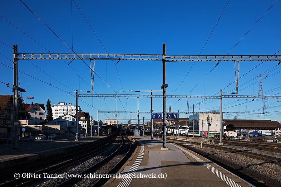 "Bahnhof ""Romanshorn"""