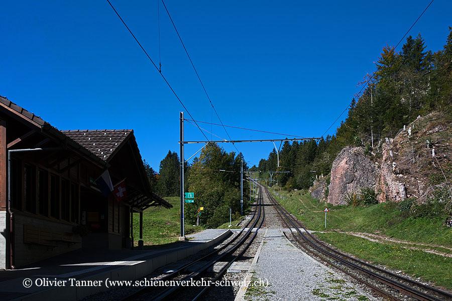 """Bahnhof """"Romiti Felsentor"""""""