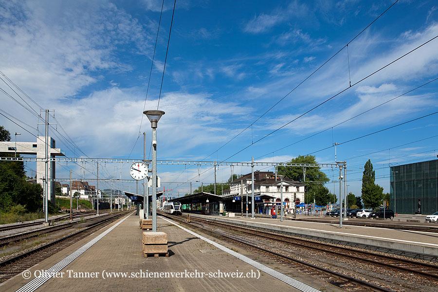 """Bahnhof """"Rorschach"""""""