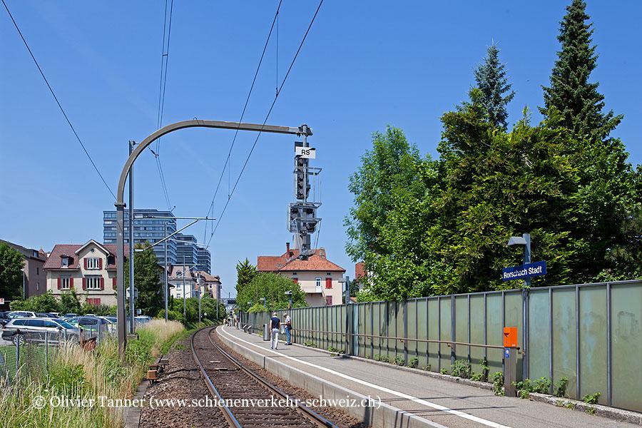 """Bahnhof """"Rorschach Stadt"""""""