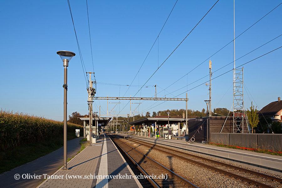 "Bahnhof ""Rosshäusern"""