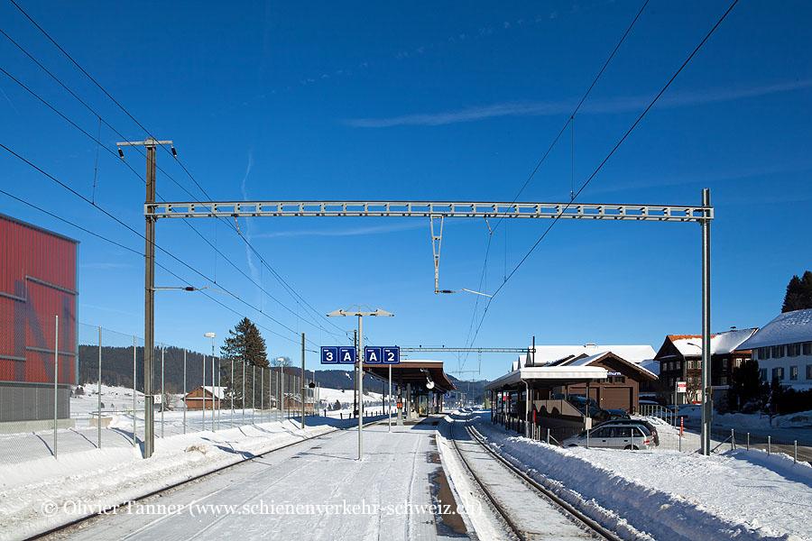 "Bahnhof ""Rothenthurm"""