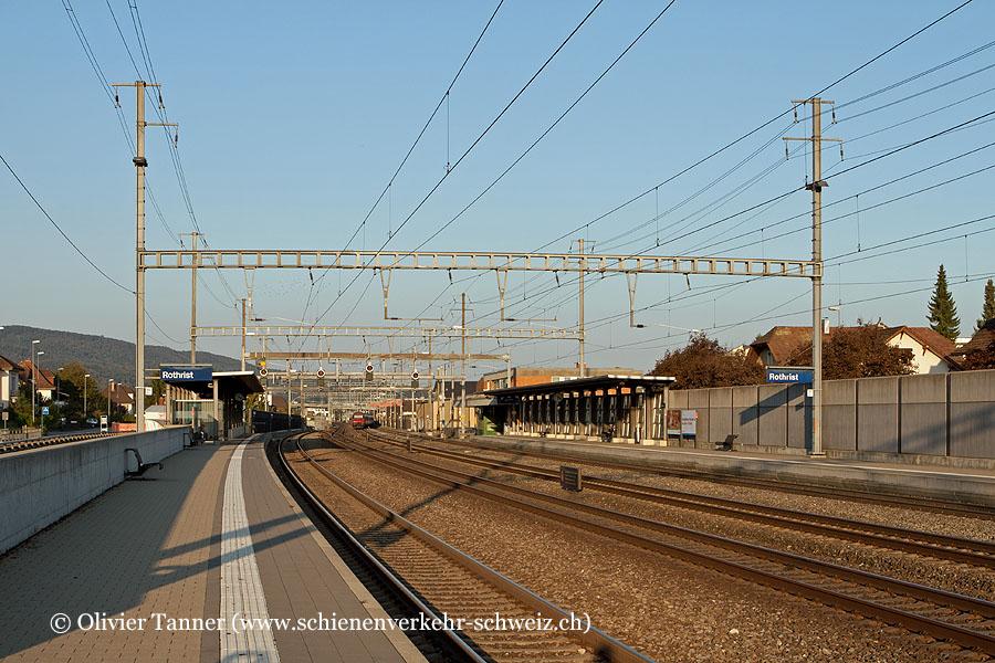 "Bahnhof ""Rothrist"""