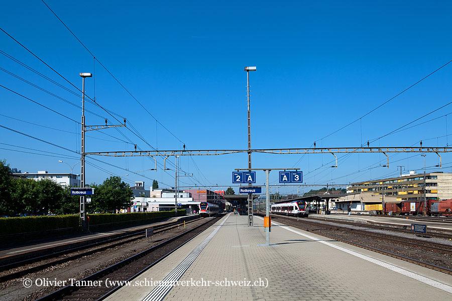 "Bahnhof ""Rotkreuz"""